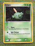 Gulpin 62/101 (NM Pokemon Card EX Hidden Legends 2004 Grass Common)