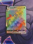 Flapple VMax 164/163 Rainbow Ultra Secret Rare Full Art Holo NM Battle Styles