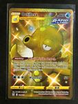 Pokemon 178/163 Octillery Battle Styles Secret Gold Rare