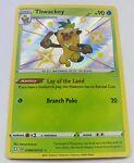 Pokemon Card TCG Thwackey SV005/SV122 Shiny Holo Shining Fates NM/M