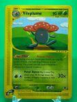 Pokemon TCG - Vileplume 69/165 Expedition Base Set Rare Card