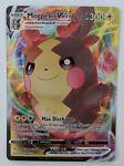 Morpeko VMAX Full Art 038/072 Ultra Rare Shining Fates Pokemon Card