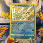 Pokemon TCG Shining Fates Shiny FROSMOTH Rare Card # SV034/SV122