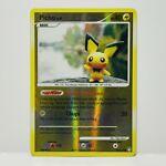 Pichu 93/123 - Reverse Holo - DP Mysterious Treasures Set - Pokemon TCG - EXC