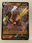Single Strike Urshifu V 085/163 Pokémon Card Battle Styles Ultra Rare Holo M/NM