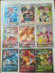 Skyla Full Art Ultra Rare 072/072 Shining Fates Pokémon plus all 9 cards in pic
