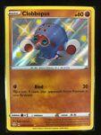 Pokemon SV072 Shiny Clobbopus Shining Fates Ultra Rare b