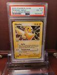 Pikachu 012 Holo- PSA 6- Black Star Promo- Excellent -Pokemon Card