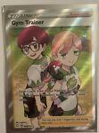 Gym Trainer 068/072 Pokemon TCG Shining Fates Ultra Rare Full Art Trainer Mint