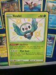 Rowlet SV001/SV122 - Baby Shining Fates Pokemon Online - DIGITAL CARD