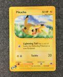 2002 Pikachu 124/165 Expedition Non-Holo Pokemon Card