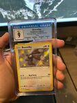 Pokémon - Shining Fates - Bunnelby SV097/SV122 CGC 9 MINT