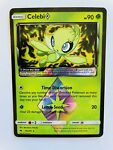 Pokemon Lost Thunder Ultra Rare Holo Celebi Prism Star #19/214 NM/Mint