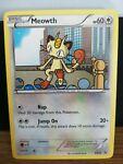 Pokemon Card Meowth BW35 Black & White Promo Near Mint