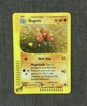 Dugtrio 10/165 Holo Rare 2002 Pokemon Card Expedition - Wizards of the Coast!!!