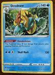 Drednaw 027/072 Rare NM/M Shining Fates Pokemon