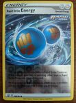 Rapid Strike Energy 140/163 Reverse Holo NM/M Battle Styles Pokemon