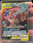 Pokemon Card: GRENINJA & ZOROARK GX 107/214 Unbroken Bonds Holo Ultra Rare NM