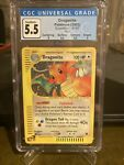 Dragonite - 2002 Pokemon TCG Card - Holo Rare - Expedition 9/165 - CGC 5.5 Ex+
