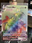 Pokemon TCG Flapple VMAX Secret Rare SR 164/163 SWSH05 Battle Styles NM